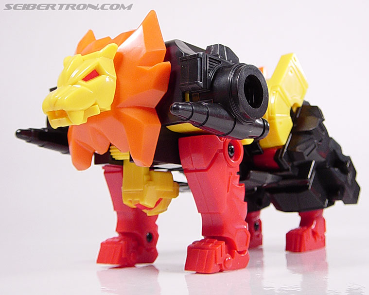 Transformers G1 1986 Razorclaw (Reissue) (Image #13 of 68)