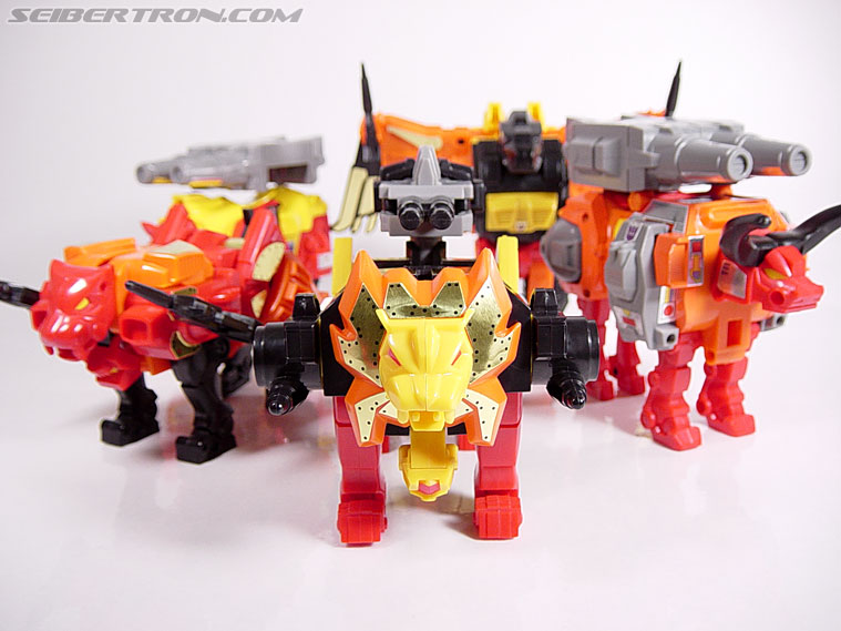 Transformers G1 1986 Razorclaw (Reissue) (Image #43 of 68)