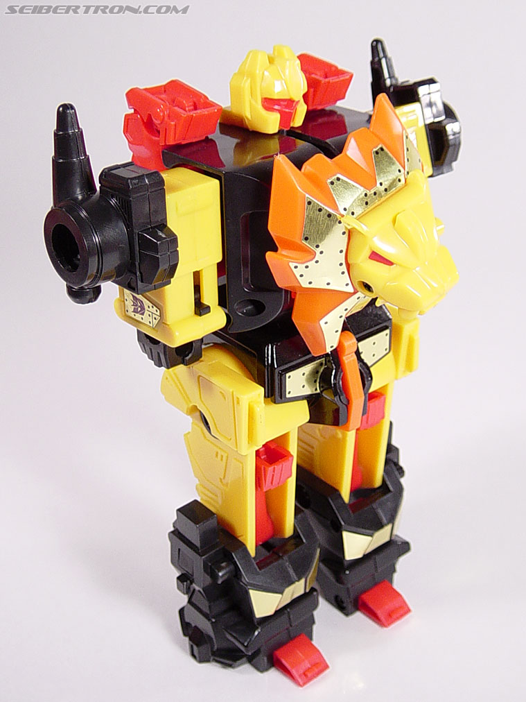 Transformers G1 1986 Razorclaw (Reissue) (Image #47 of 68)