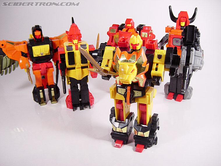 Transformers G1 1986 Razorclaw (Reissue) (Image #62 of 68)