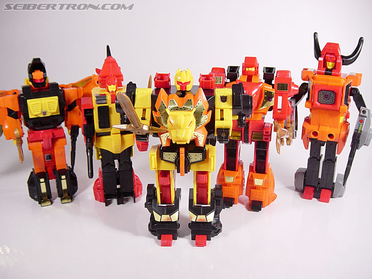 Transformers G1 1986 Razorclaw (Reissue) (Image #64 of 68)