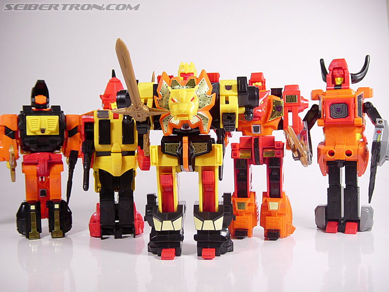 Transformers G1 1986 Razorclaw (Reissue) (Image #65 of 68)