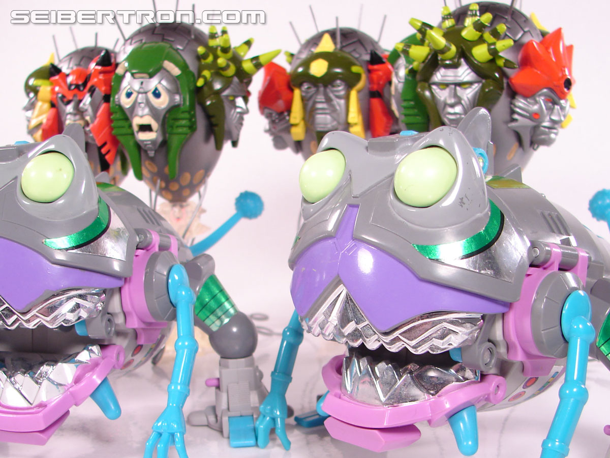 Transformers G1 1986 Sharkticons (Gnaw) (Sharkticon) (Image #75 of 96)