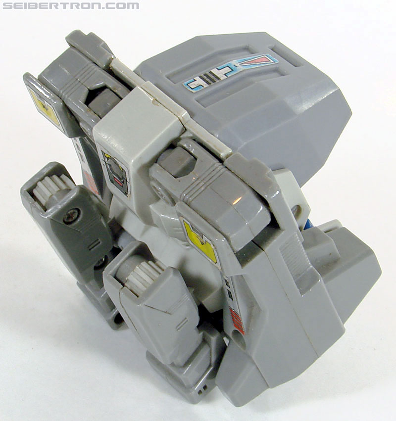 Transformers G1 1987 Cerebros (Fortress) (Image #3 of 146)