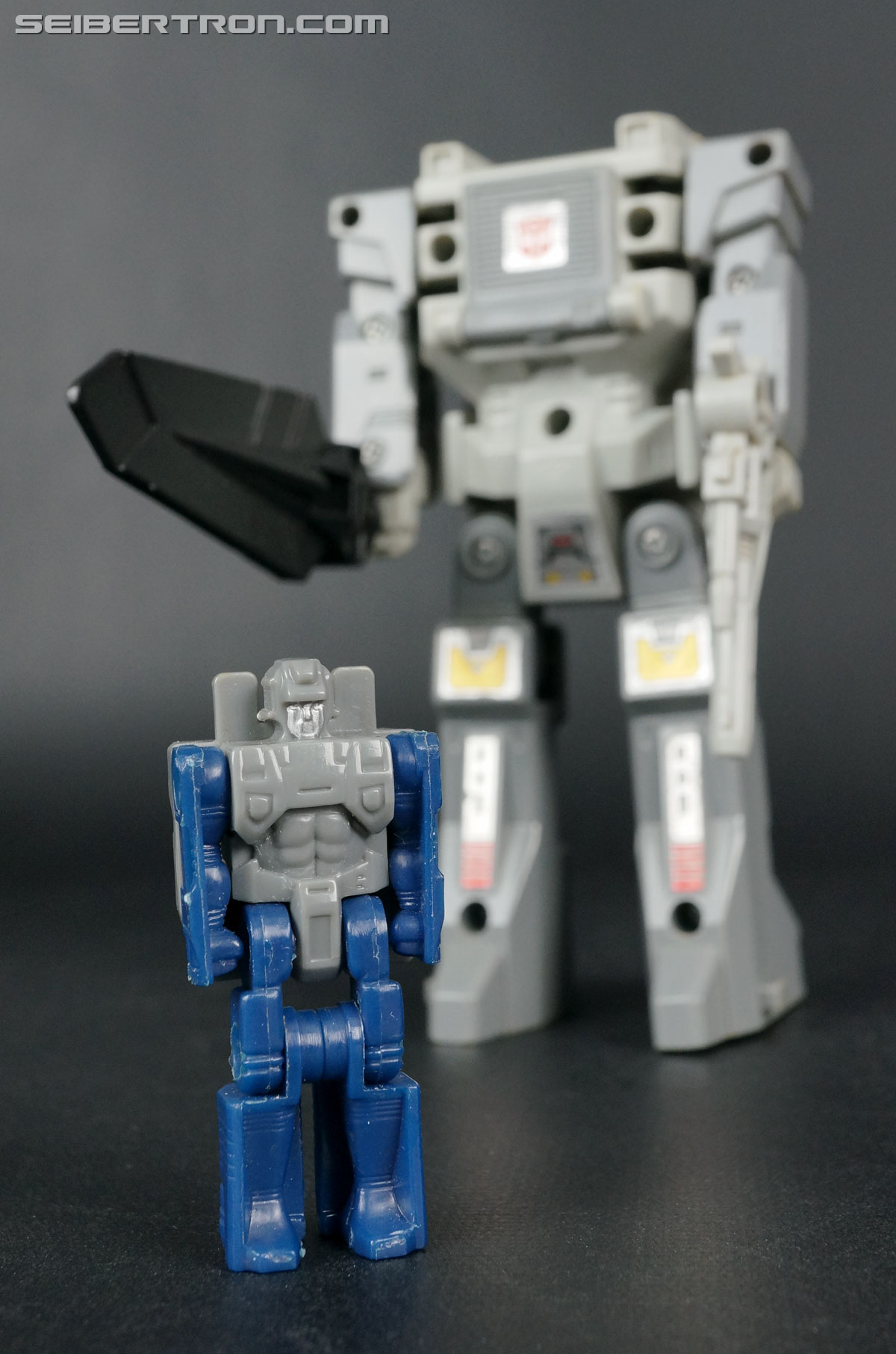 Transformers G1 1987 Cerebros (Fortress) (Image #57 of 146)