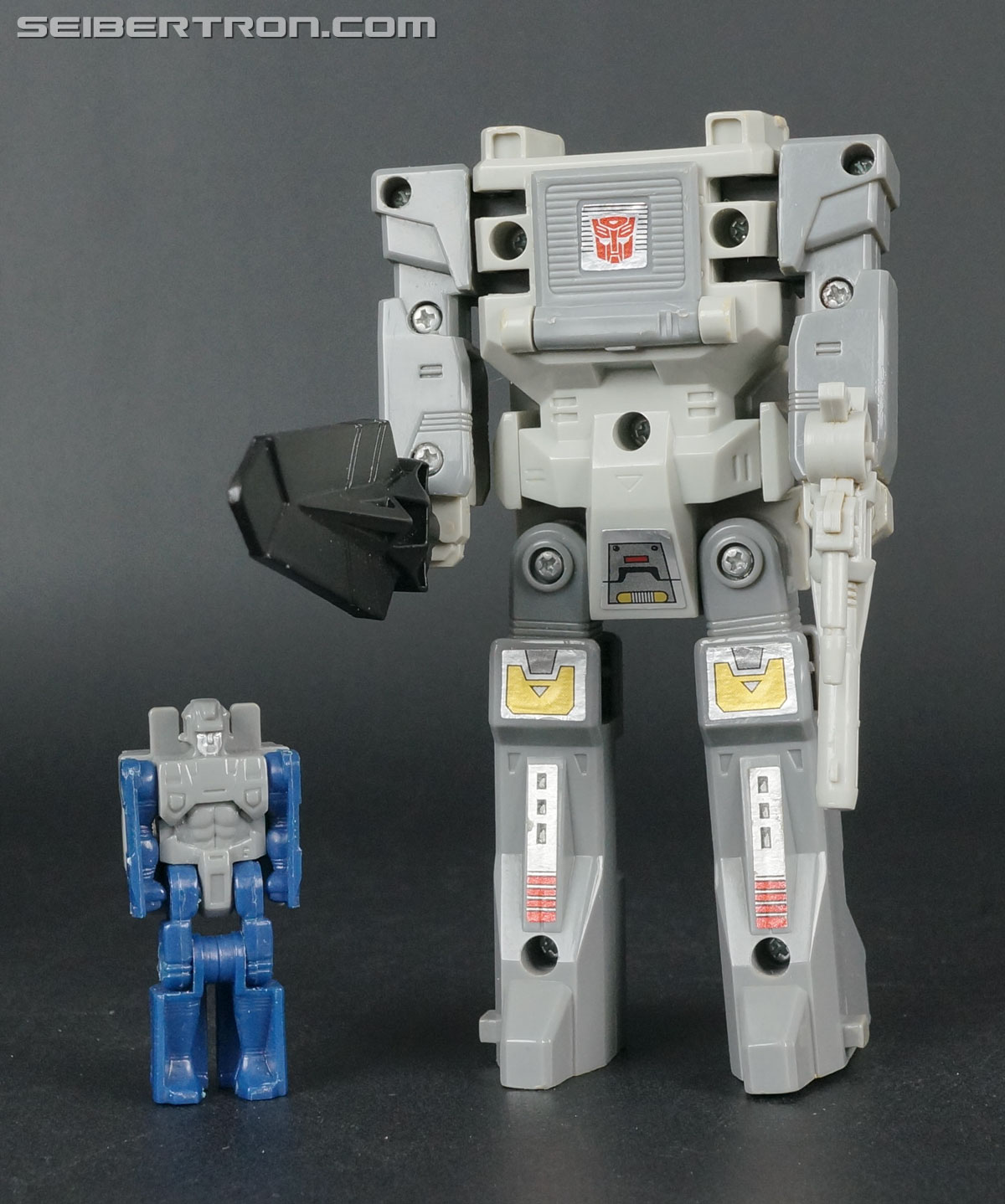 Transformers G1 1987 Cerebros (Fortress) (Image #59 of 146)