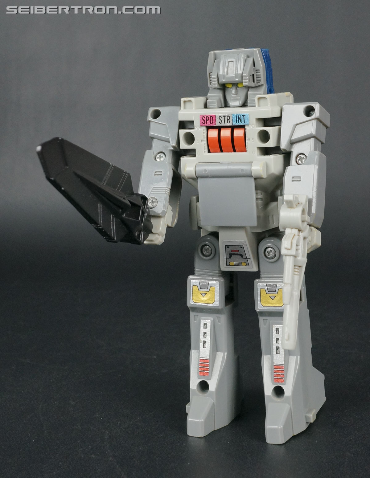 Transformers G1 1987 Cerebros (Fortress) (Image #69 of 146)