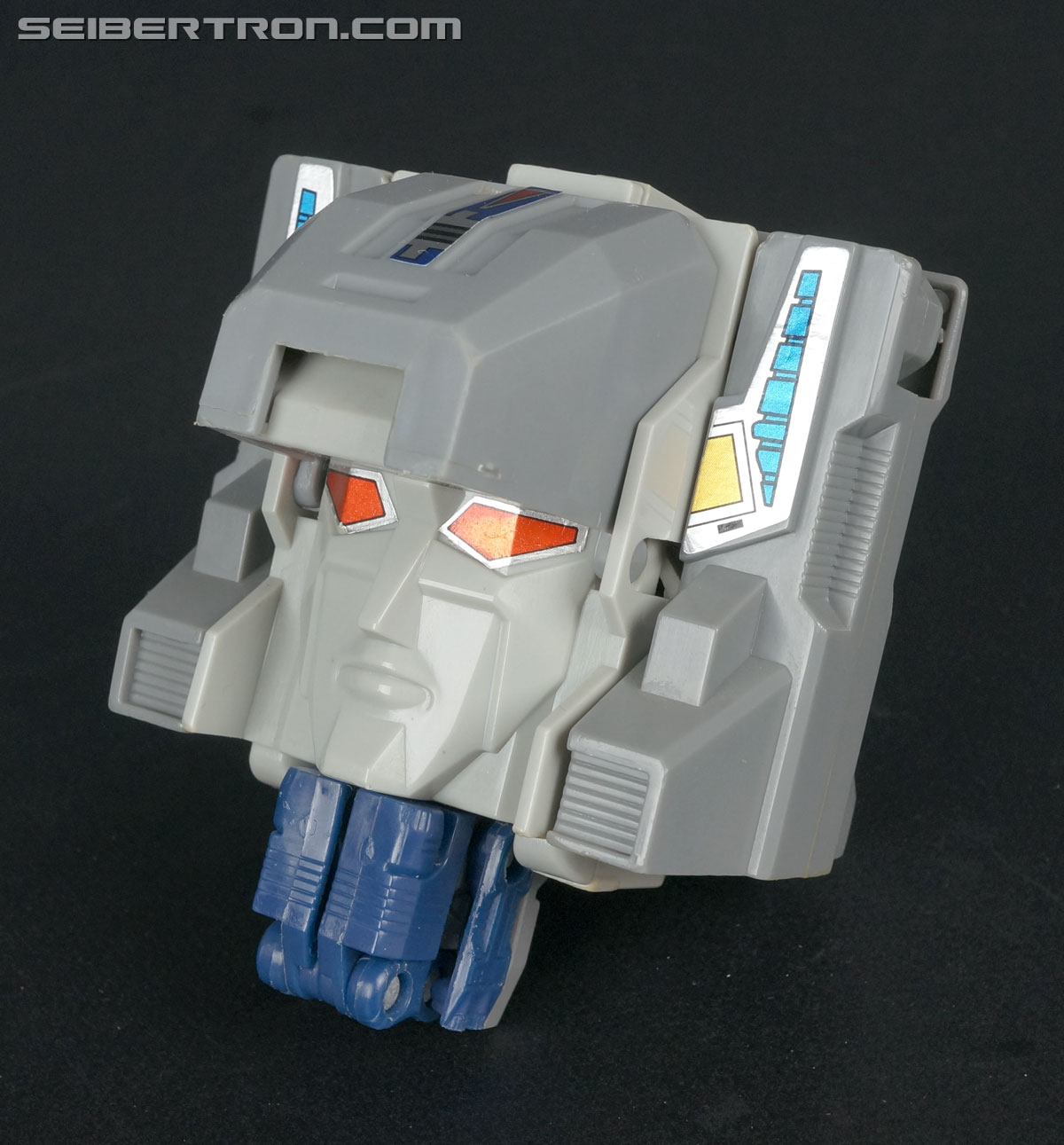 Transformers G1 1987 Cerebros (Fortress) (Image #131 of 146)