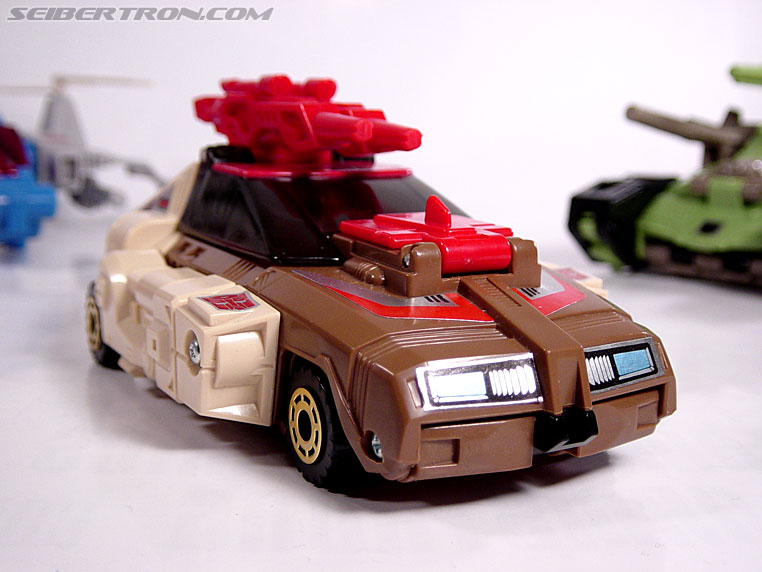 Transformers G1 1987 Chromedome (Image #1 of 33)