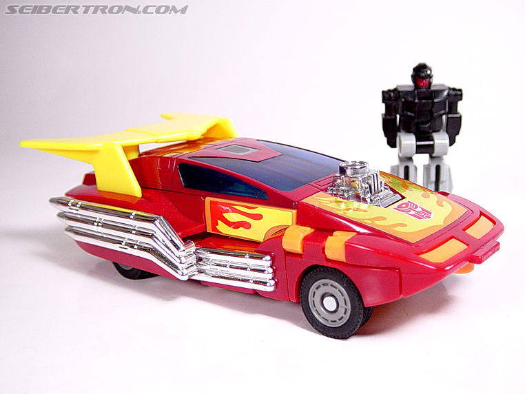 Transformers G1 1987 Firebolt (Image #1 of 21)