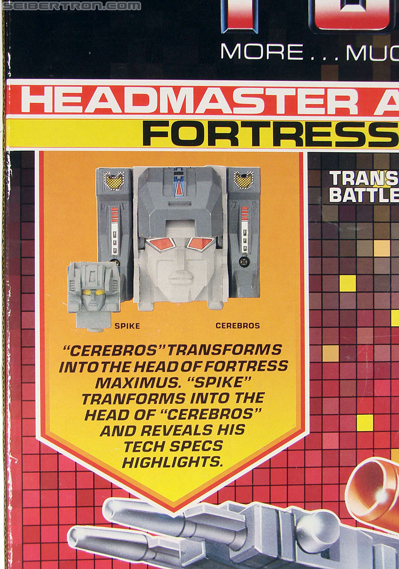 Transformers G1 1987 Fortress Maximus (Image #6 of 274)