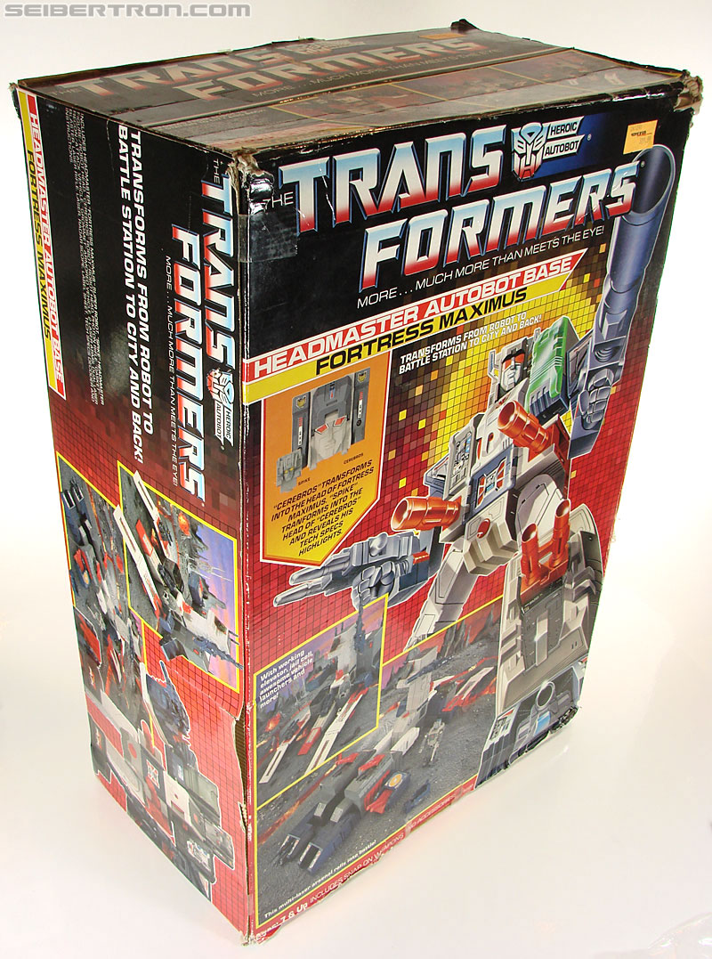 Transformers G1 1987 Fortress Maximus (Image #13 of 274)