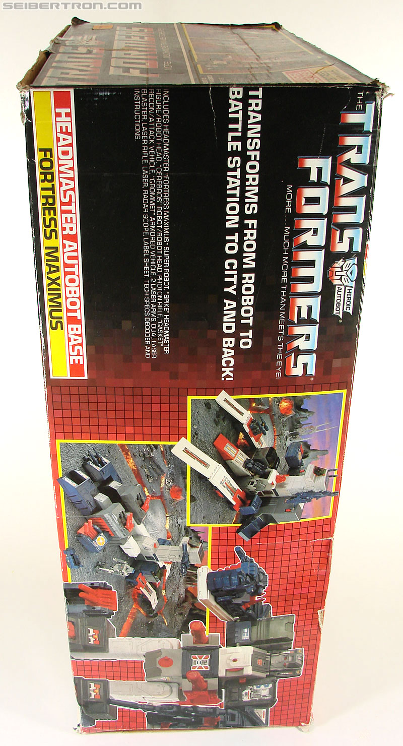 Transformers G1 1987 Fortress Maximus (Image #15 of 274)