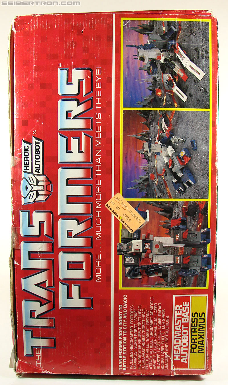 Transformers G1 1987 Fortress Maximus (Image #54 of 274)