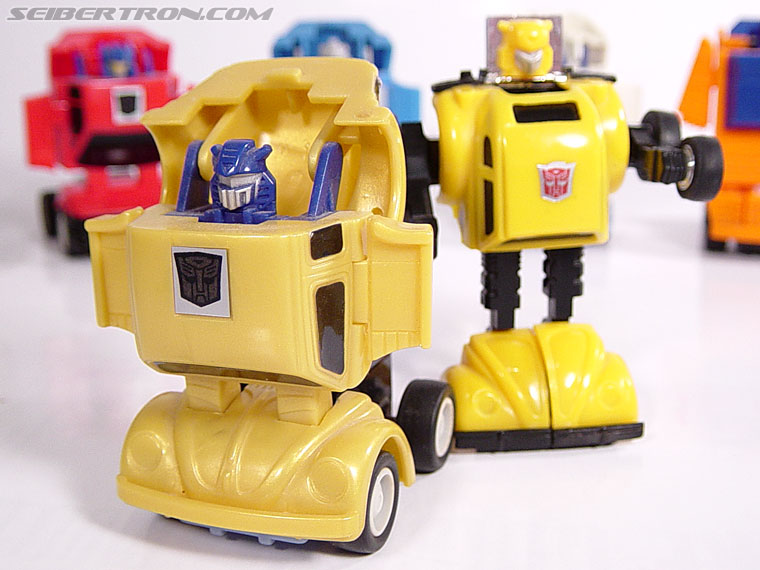 Transformers G1 1987 Goldbug (Goldback) (Image #28 of 29)