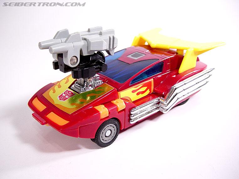 Transformers G1 1987 Hot Rod (Hot Rodimus) (Image #1 of 60)