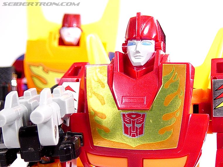 Transformers G1 1987 Hot Rod (Hot Rodimus) (Image #55 of 60)