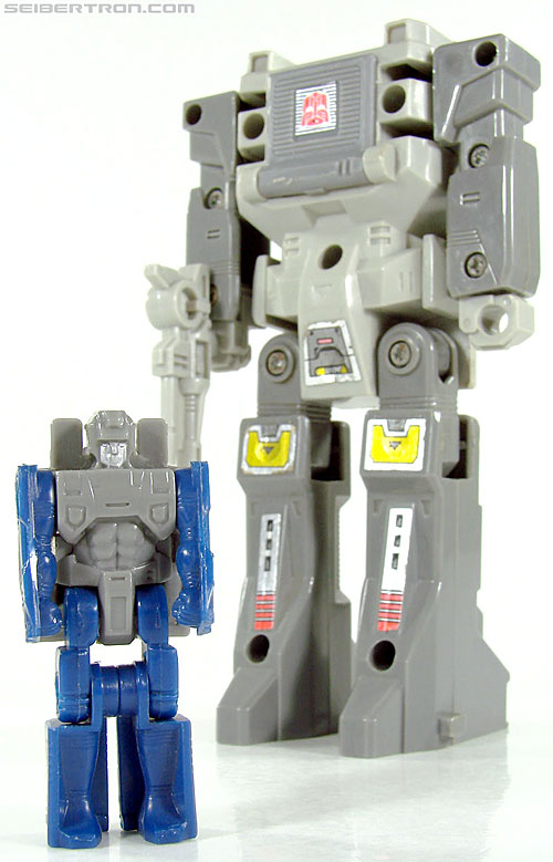 Transformers G1 1987 Cerebros (Fortress) (Image #54 of 56)