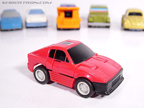 Transformers G1 1987 Chase (Image #1 of 25)