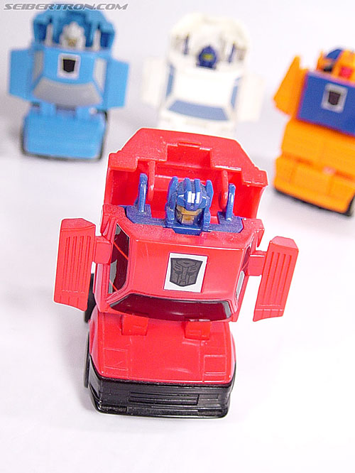 Transformers G1 1987 Chase (Image #12 of 25)