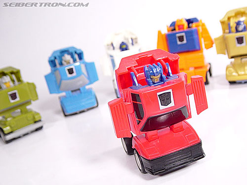 Transformers G1 1987 Chase (Image #13 of 25)