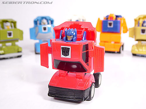Transformers G1 1987 Chase (Image #16 of 25)