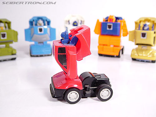Transformers G1 1987 Chase (Image #17 of 25)