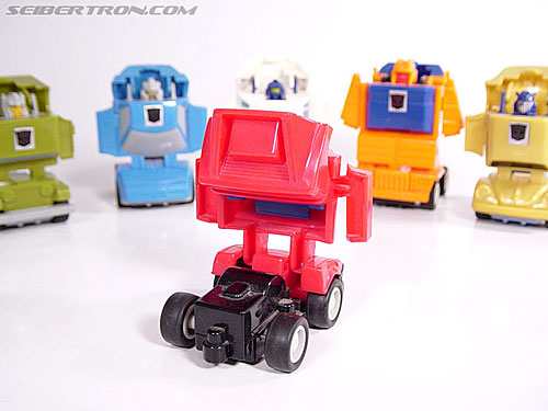 Transformers G1 1987 Chase (Image #19 of 25)