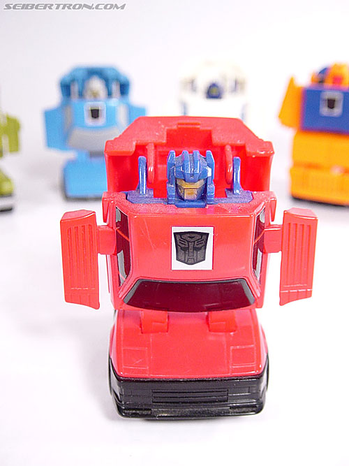Transformers G1 1987 Chase (Image #22 of 25)