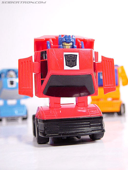 Transformers G1 1987 Chase (Image #25 of 25)