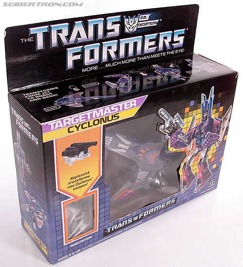 Transformers G1 1987 Cyclonus (Image #7 of 164)