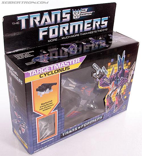 Transformers G1 1987 Cyclonus (Image #7 of 164)
