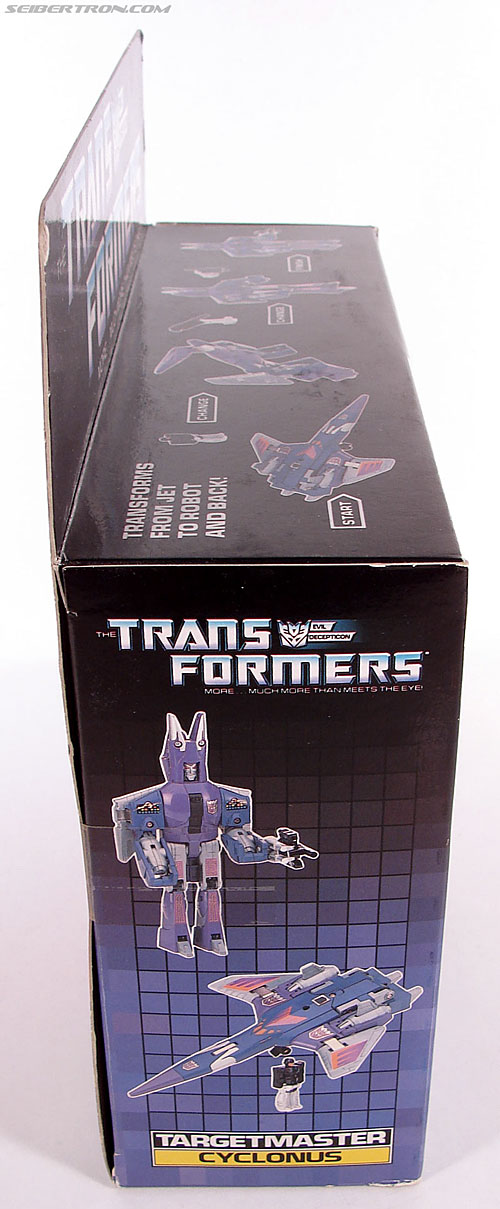 Transformers G1 1987 Cyclonus (Image #10 of 164)