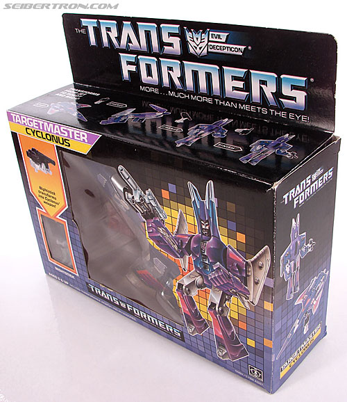 Transformers G1 1987 Cyclonus (Image #21 of 164)