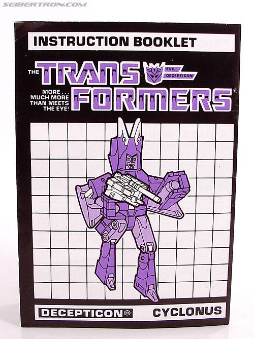 Transformers G1 1987 Cyclonus (Image #69 of 164)