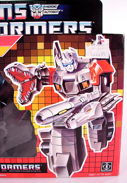 Transformers G1 1987 Doublecross (Image #2 of 80)
