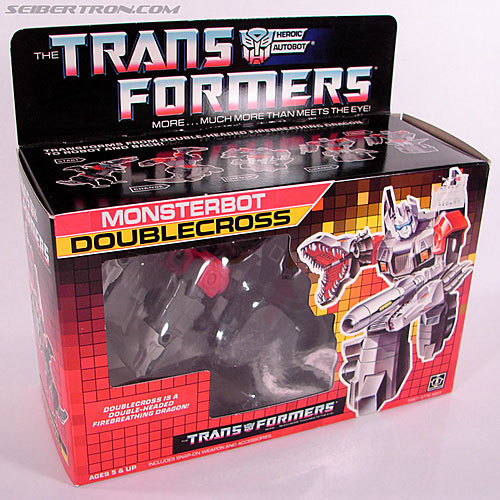 Transformers G1 1987 Doublecross (Image #4 of 80)
