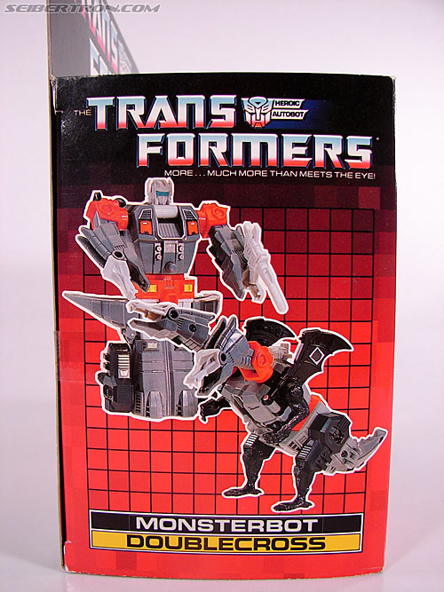 Transformers G1 1987 Doublecross (Image #8 of 80)