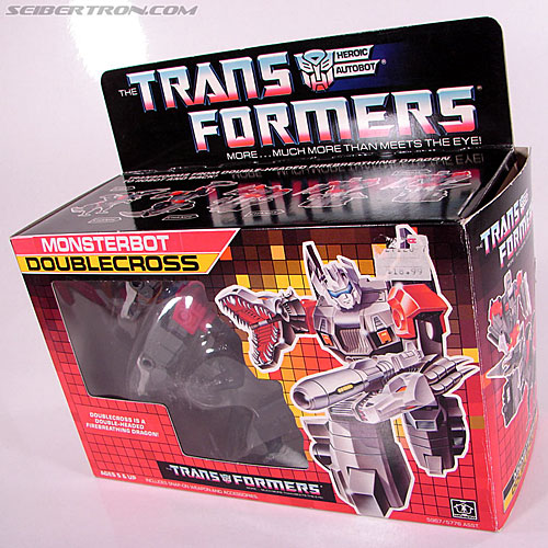 Transformers G1 1987 Doublecross (Image #17 of 80)