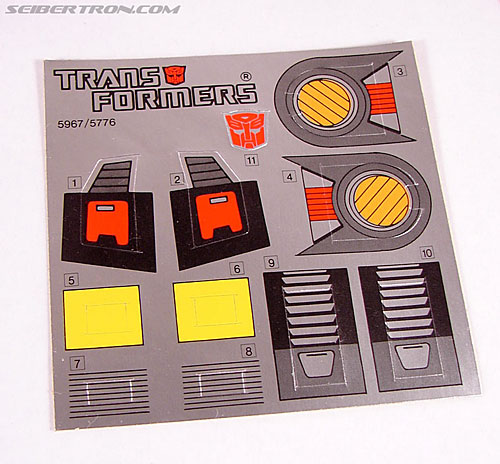 Transformers G1 1987 Doublecross (Image #22 of 80)