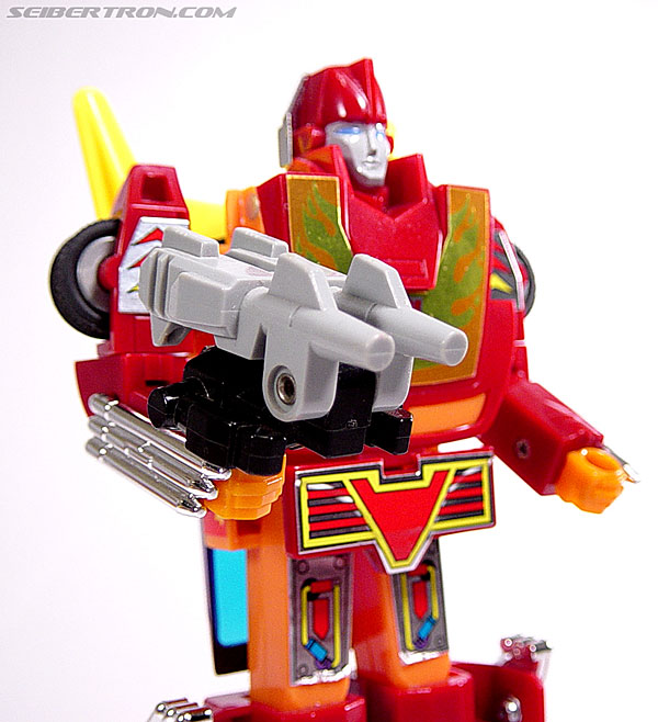 Transformers G1 1987 Firebolt (Image #15 of 21)