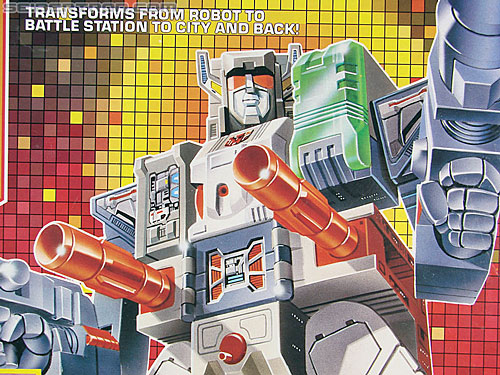 Transformers G1 1987 Fortress Maximus (Image #3 of 274)