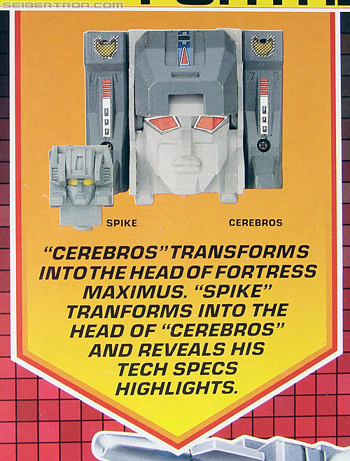 Transformers G1 1987 Fortress Maximus (Image #7 of 274)