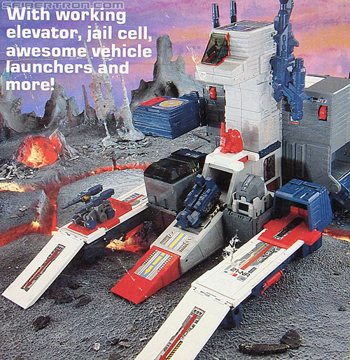 Transformers G1 1987 Fortress Maximus (Image #9 of 274)