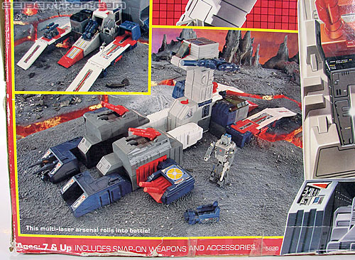 Transformers G1 1987 Fortress Maximus (Image #10 of 250)
