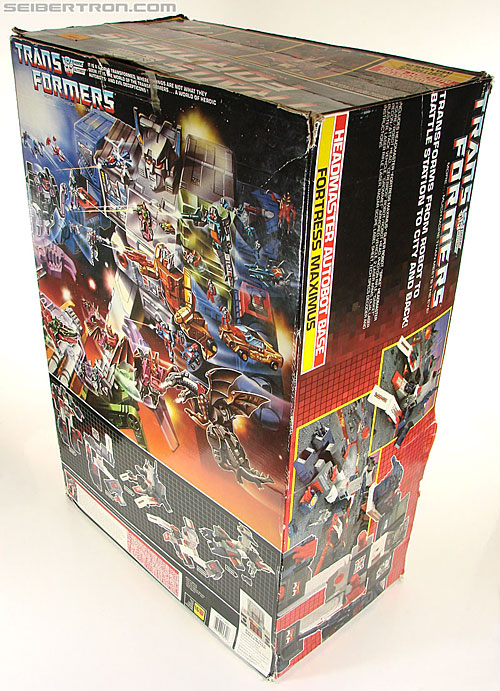 Transformers G1 1987 Fortress Maximus (Image #18 of 274)