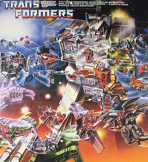 Transformers G1 1987 Fortress Maximus (Image #21 of 250)