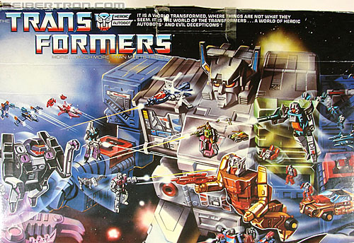 Transformers G1 1987 Fortress Maximus (Image #22 of 250)
