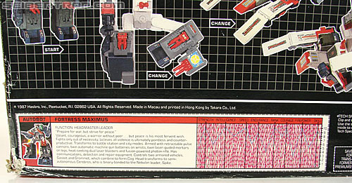 Transformers G1 1987 Fortress Maximus (Image #32 of 250)