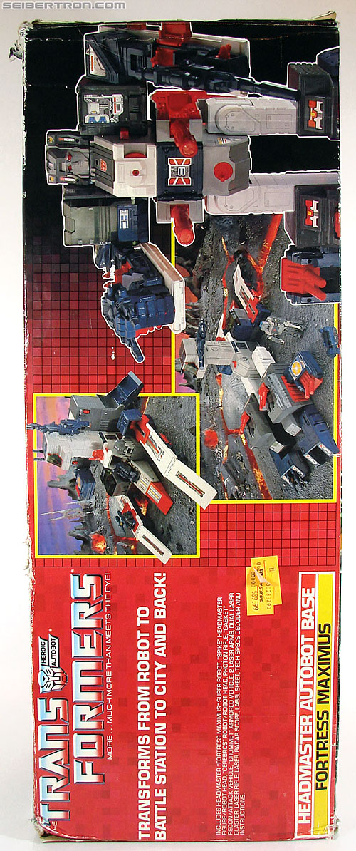 Transformers G1 1987 Fortress Maximus (Image #38 of 274)